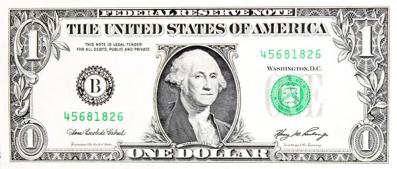 Free Stock Photo of Dollar