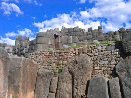 Free Stock Photo of Inca Ruins