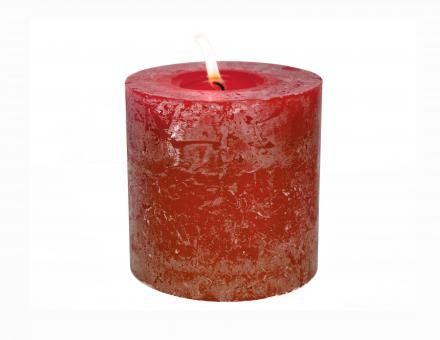 Free Stock Photo of Red candle