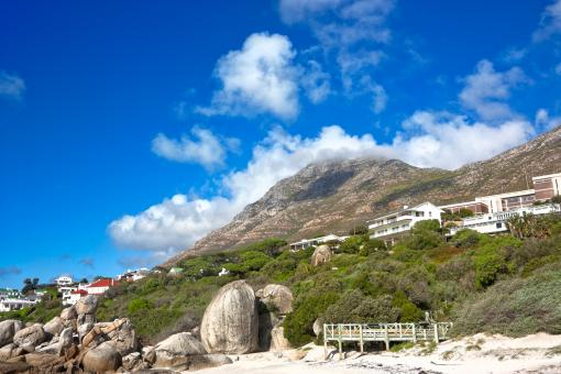 Free Stock Photo of Boulders Beach Villa - HDR