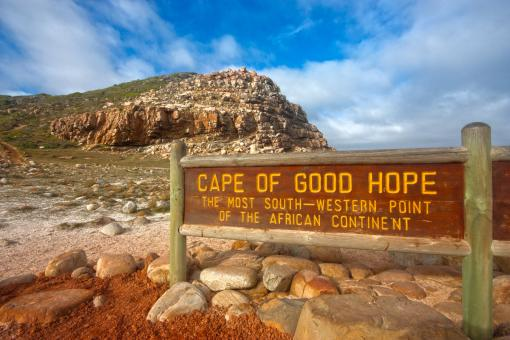 Free Stock Photo of Cape of Good Hope - HDR