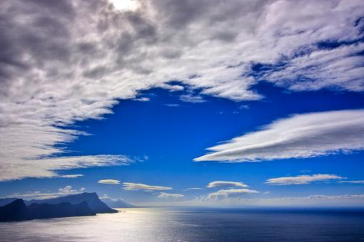 Free Stock Photo of Cape Point Scenery - HDR