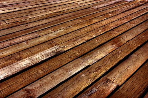 Free Stock Photo of Boardwalk Texture - HDR