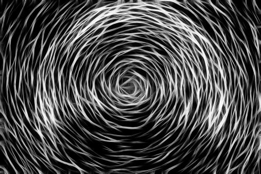 Free Stock Photo of Spinning Sketch Abstract