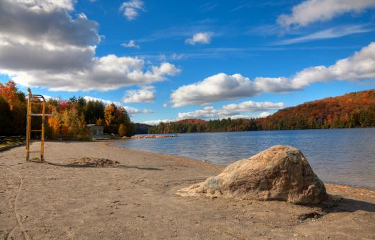 Free Stock Photo of Lac Stukely - HDR