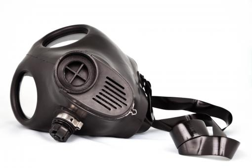 Free Stock Photo of Gas Mask