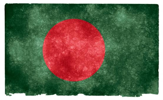 Free Stock Photo of Bangladesh Grunge Flag