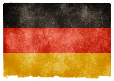Free Stock Photo of Germany Grunge Flag