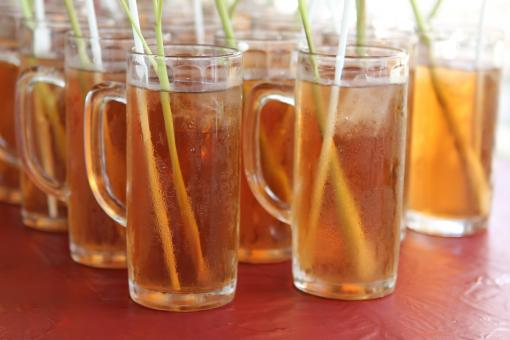 Free Stock Photo of Ice Tea