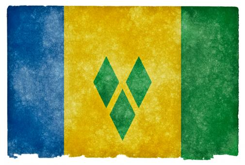 Free Stock Photo of Saint Vincent and the Grenadines Grunge