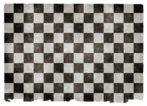 Free Stock Photo of Checkered Grunge Flag