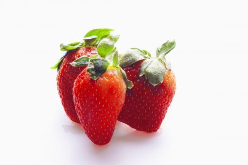 Free Stock Photo of Strawberries