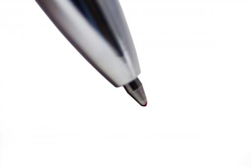 Free Stock Photo of Pen Tip