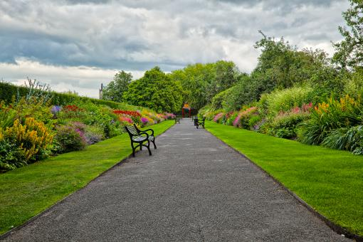 Free Stock Photo of Belfast Botanic Gardens - HDR