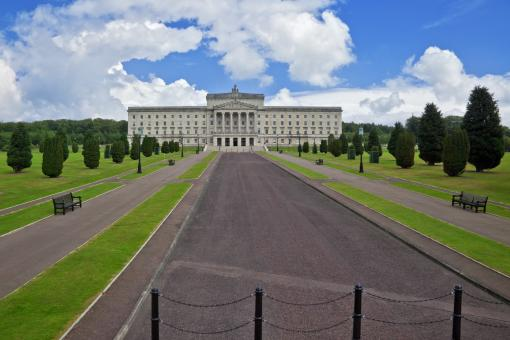 Free Stock Photo of Stormont Castle