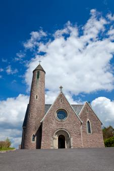 Free Stock Photo of Saint Patrick Church