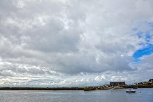 Free Stock Photo of Galway Cloudscape - HDR
