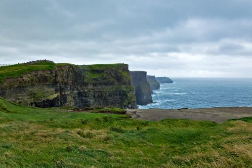 Free Stock Photo of Cliffs of Moher