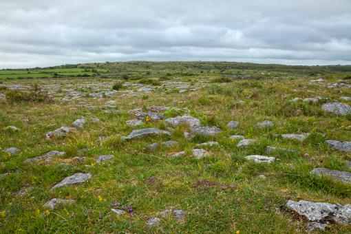 Free Stock Photo of Poulnabrone Landscape - HDR