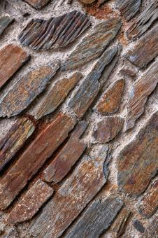 Free Stock Photo of Old Stone Wall Texture - HDR