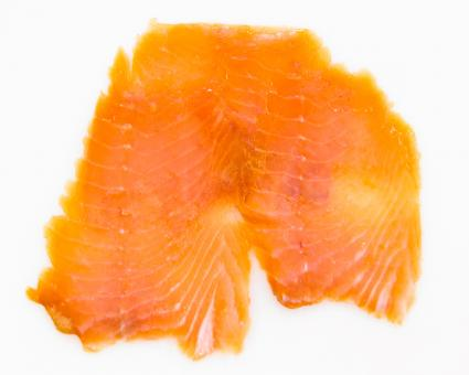 Free Stock Photo of Smoked Salmon