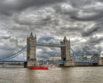 Free Stock Photo of Tower Bridge