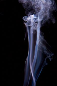 Free Stock Photo of Abstract Swirly Smoke