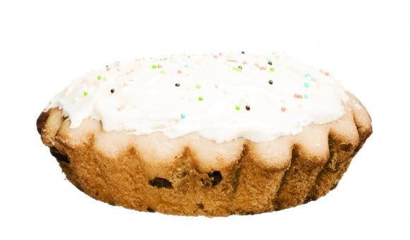 Free Stock Photo of cupcake