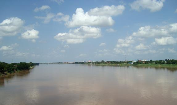 Free Stock Photo of Laos, Mekong River