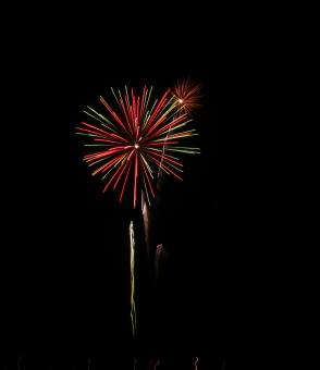 Free Stock Photo of Fireworks