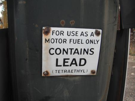 Free Stock Photo of Contains lead