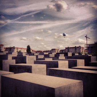 Free Stock Photo of Jewish Monument in Berlin