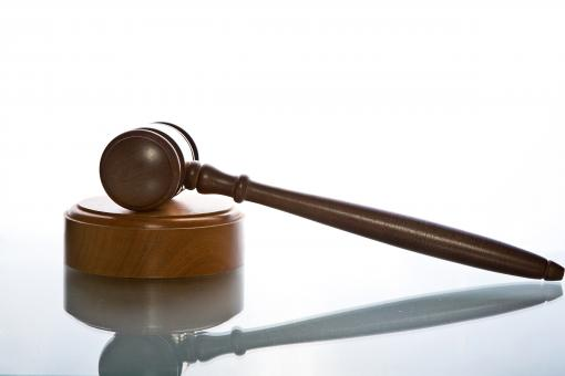 Free Stock Photo of Gavel