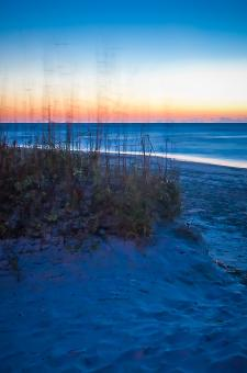 Free Stock Photo of Wrightsville beach sunrise