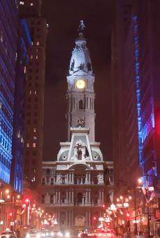 Free Stock Photo of Philadelphia city hall