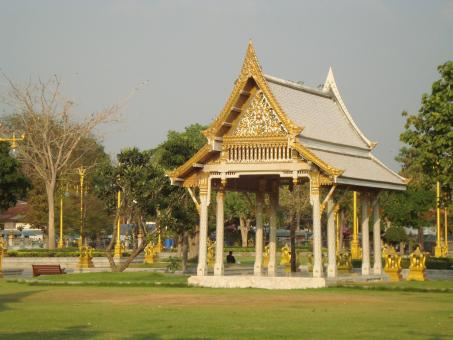 Free Stock Photo of Wat Sothon Wararam Woravihan
