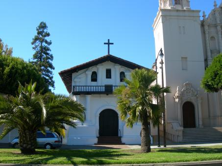 Free Stock Photo of Mission Dolores in San Francisco
