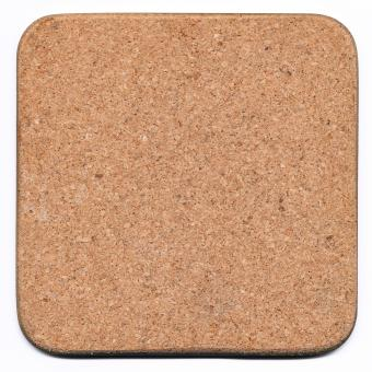 Free Stock Photo of Cork Coaster