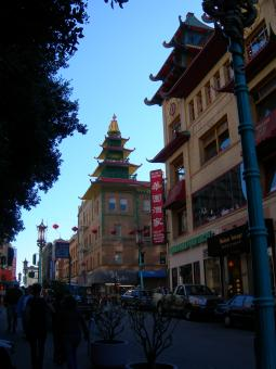 Free Stock Photo of Chinatown