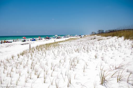 Free Stock Photo of Panama city beach florida