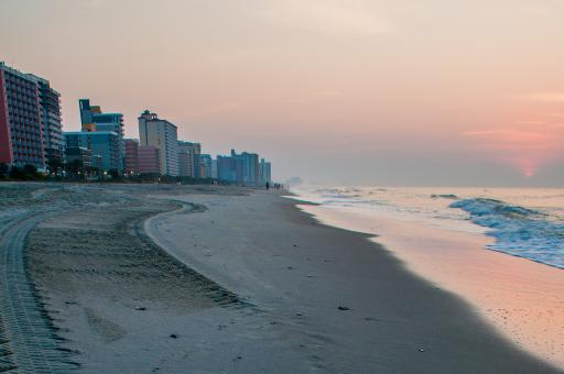 Free Stock Photo of Myrtle beach south carolina
