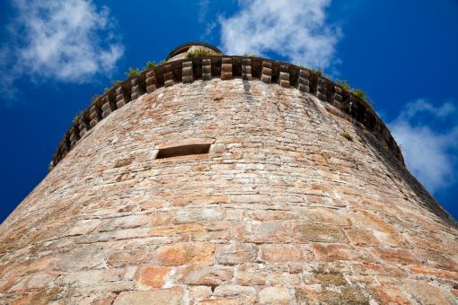 Free Stock Photo of Mont Saint-Michel Tower