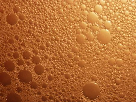 Free Stock Photo of Bubbles Texture