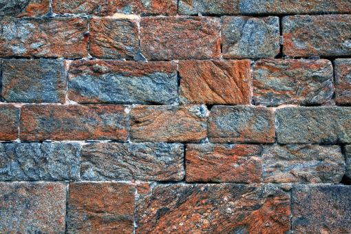 Free Stock Photo of Old Brick Wall Texture - HDR