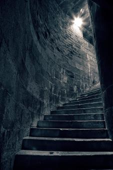 Free Stock Photo of Stairway to Heathens - HDR