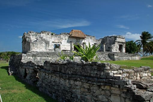 Free Stock Photo of Tulum