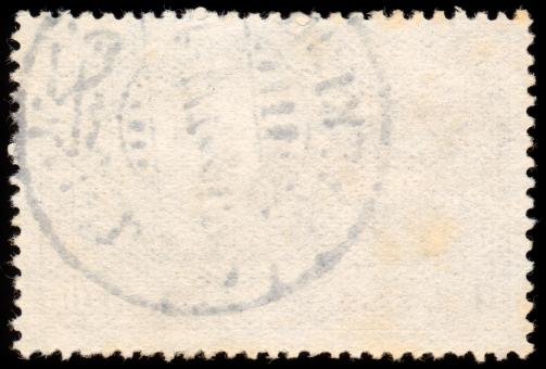 Free Stock Photo of Old Blank Stamp