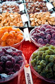 Free Stock Photo of Dried fruits