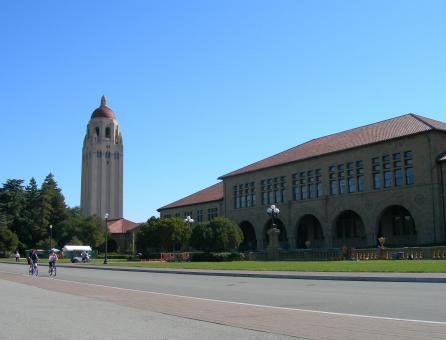 Free Stock Photo of Stanford University