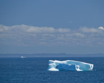 Free Stock Photo of Iceberg